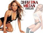 Christina Milian [1] 1024 x 768 wallpapers