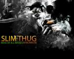 Slim Thug Boss of all Bosses wallpapers