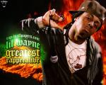 Lil Wayne Greatest Rapper Alive wallpapers