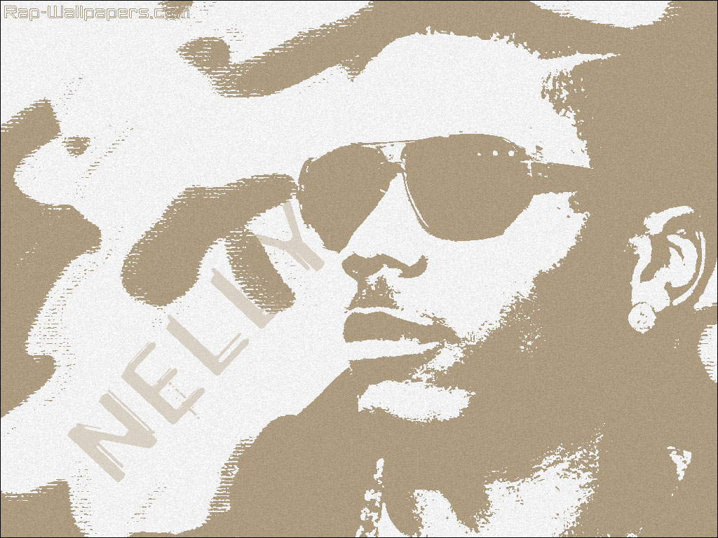 rapper nelly wallpaper