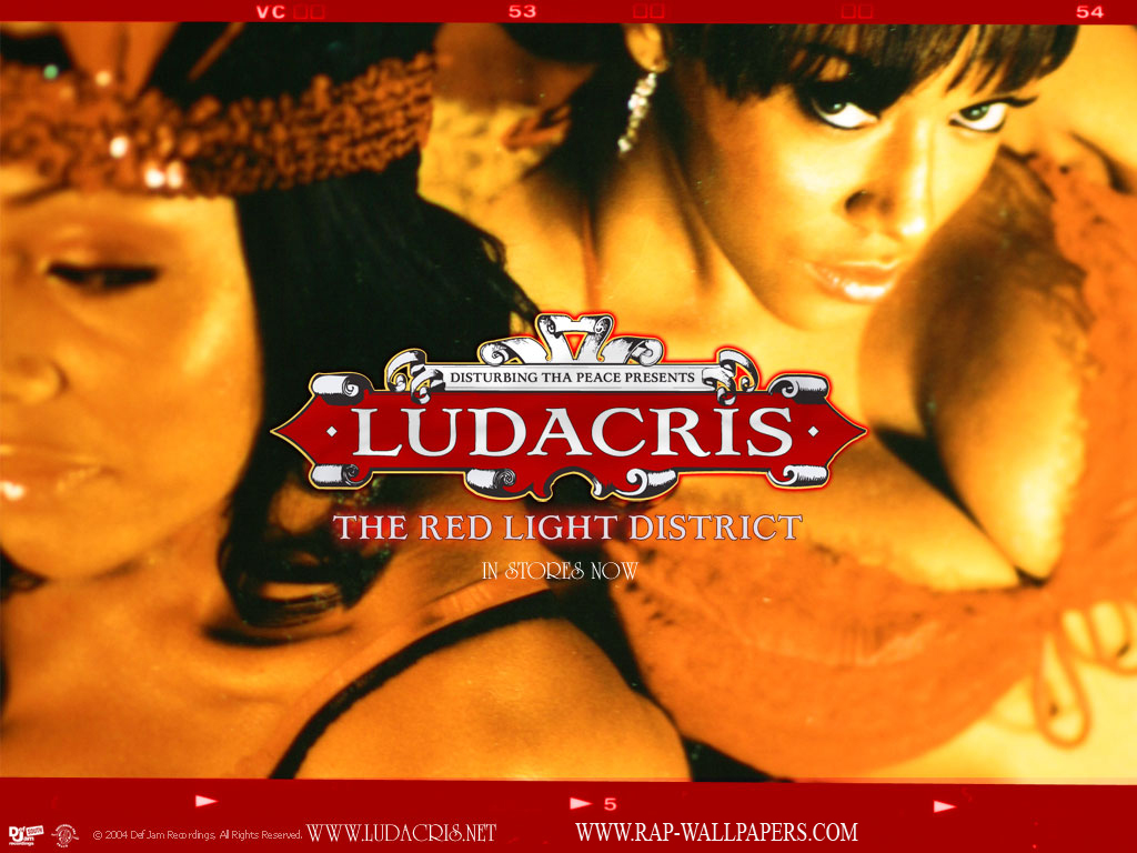 Ludacris [1] Red Light District