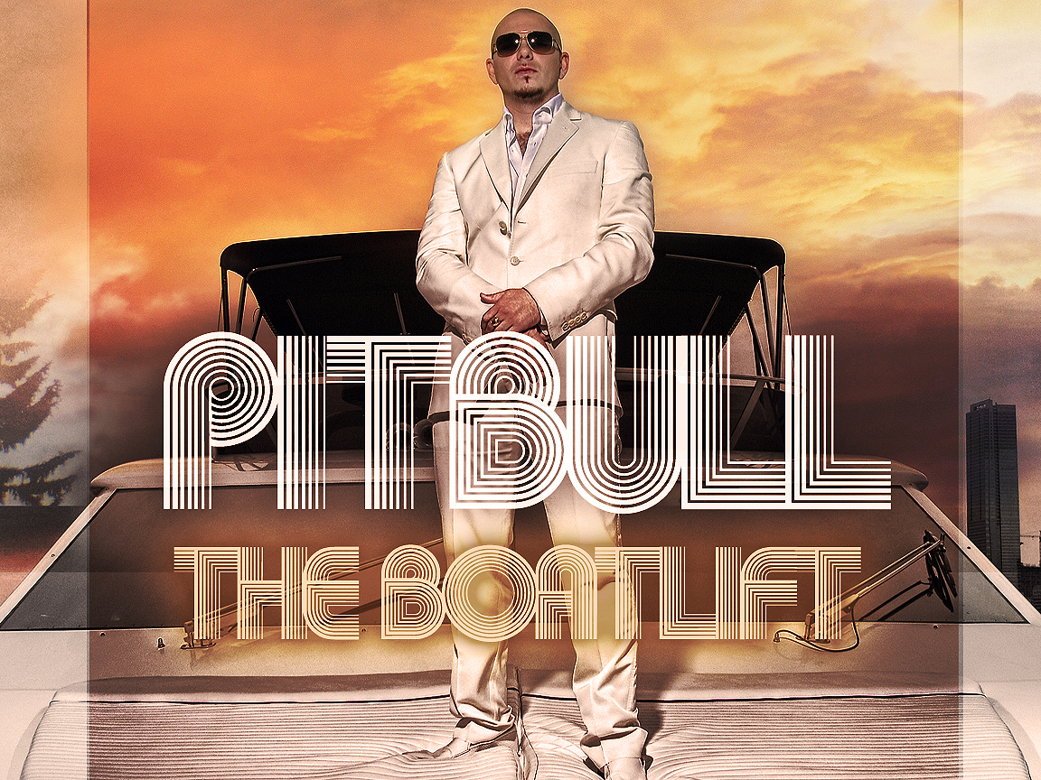 Pitbull Wallpaper 1