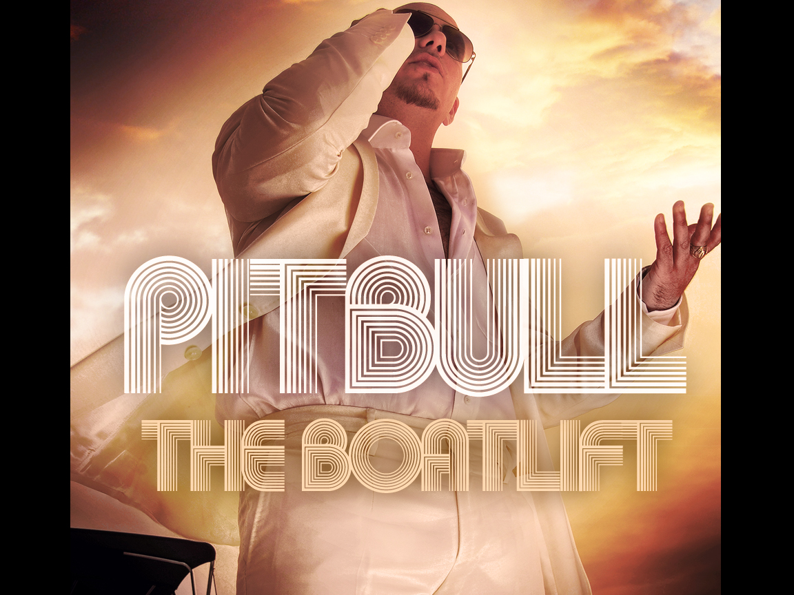Pitbull Wallpaper 2