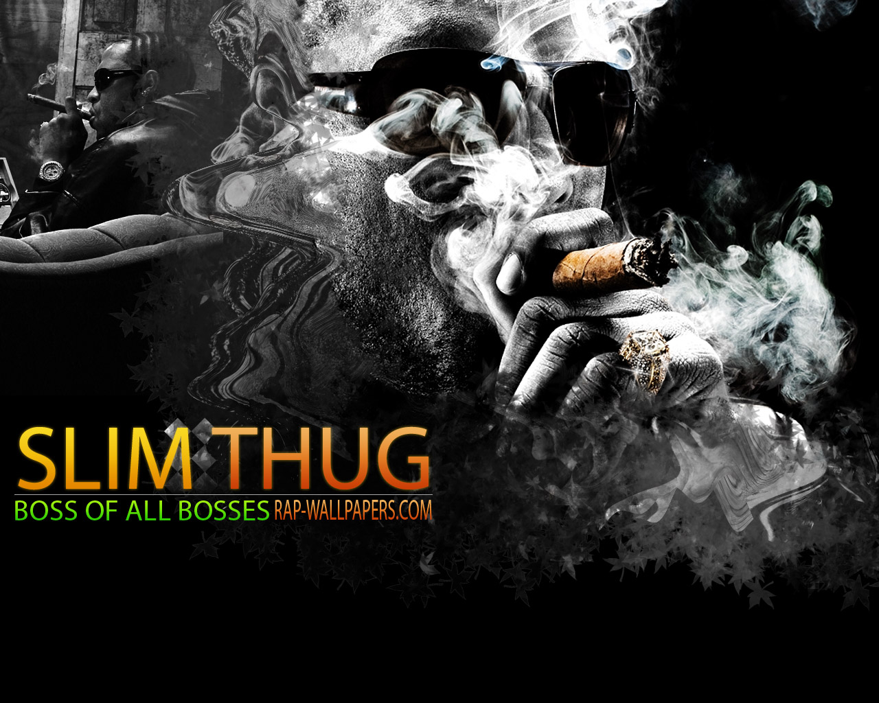 Slim Thug Boss of all Bosses