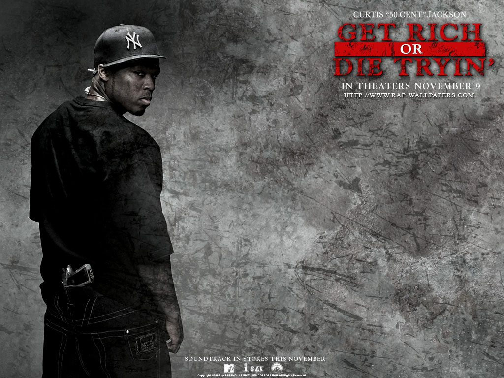 Get Rich or Die Trying Movie Wallpaper 7