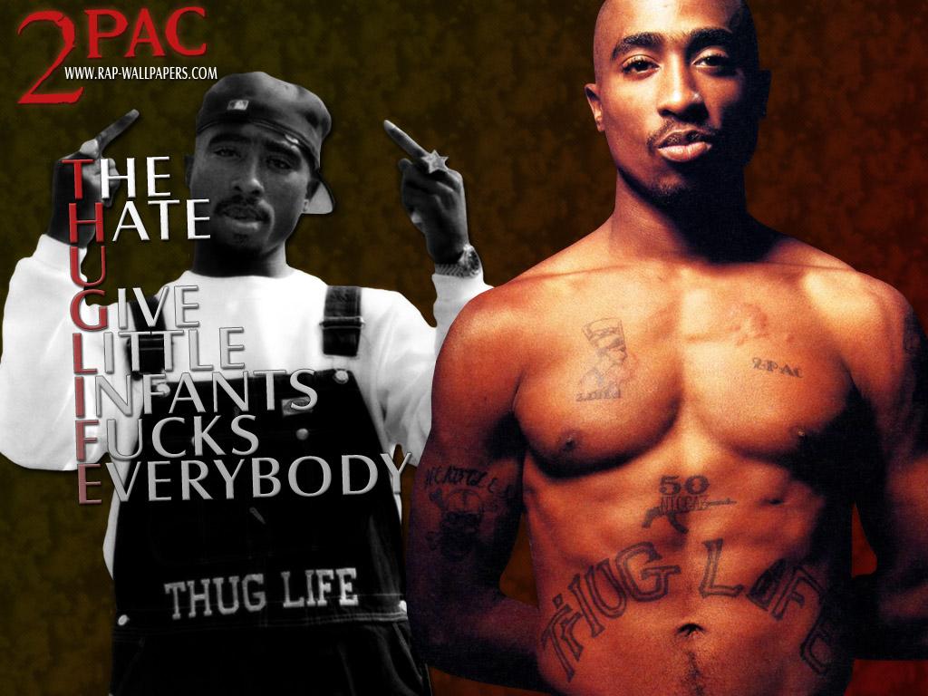 pics photos 2pac wallpaper thug life thug life jpg