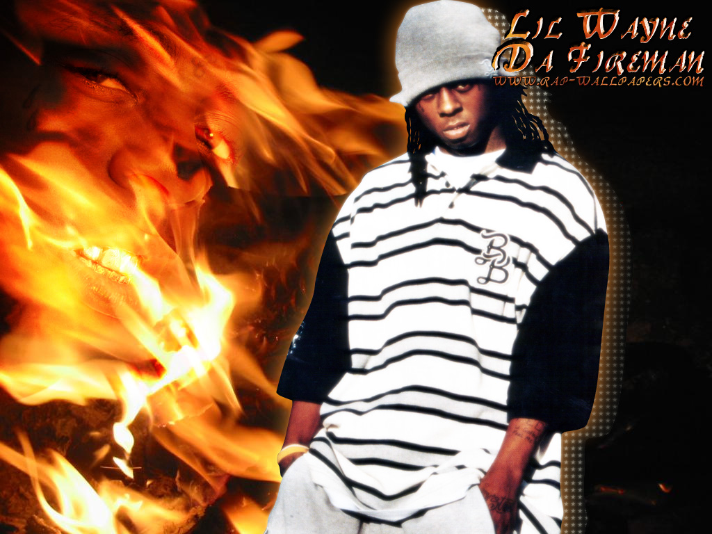 Lil Wayne Da Fireman