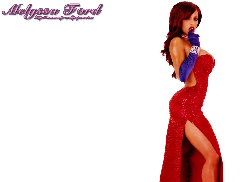 Melyssa Ford red dress wallpaper