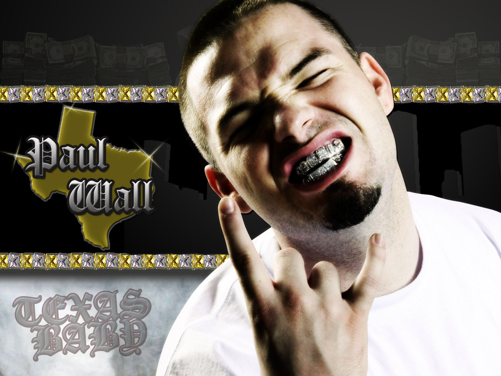 Paul Wall Texas Baby!