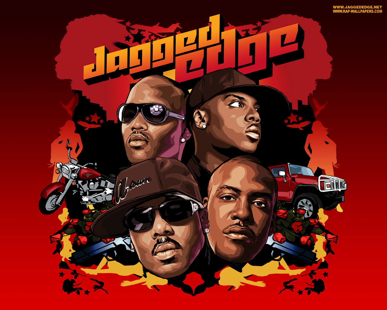 jagged edge wallpapers 01