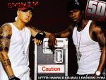 Eminem and 50 Cent Wallpapers