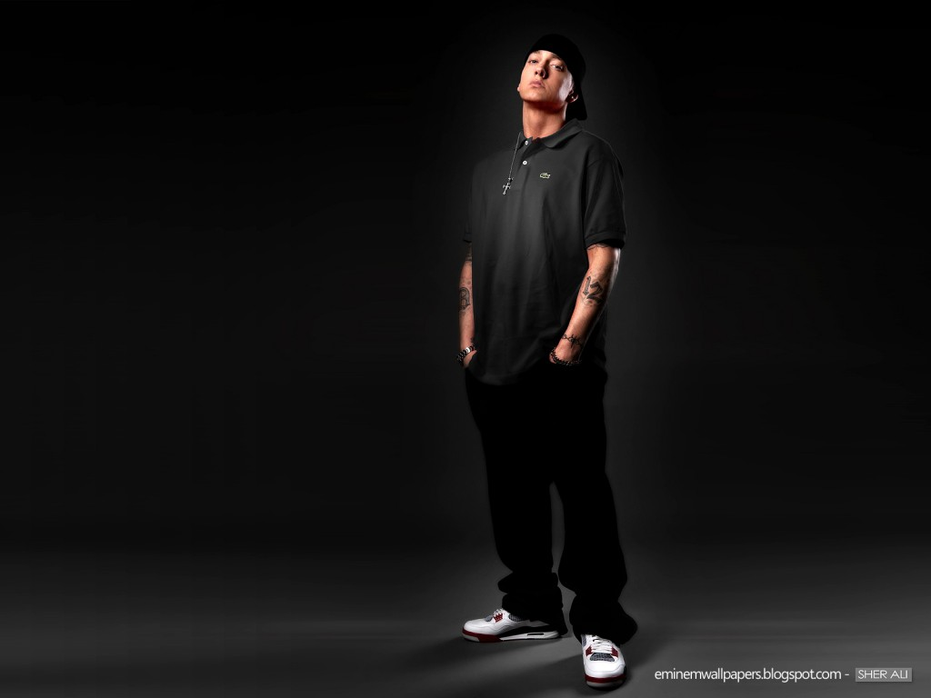1024 eminem wallpapers hd hq wallpaper 24976 pictures to