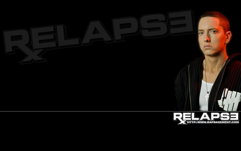 rap wallpapers eminem relapse wallpaper 04