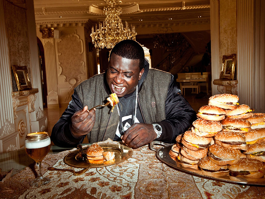 rap wallpapers gucci mane burgers
