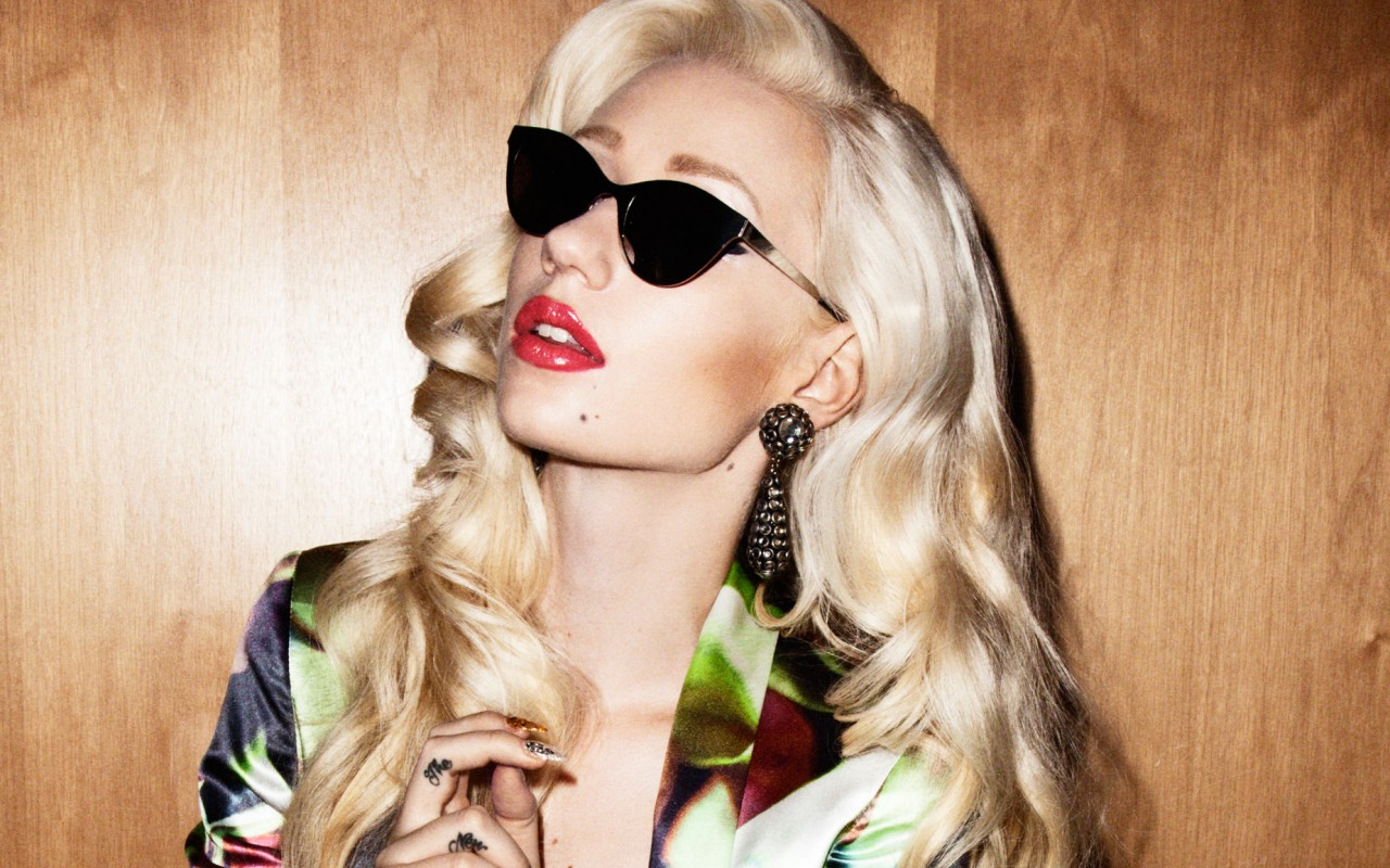 Iggy Azalea HD 7 • Rap Wallpapers