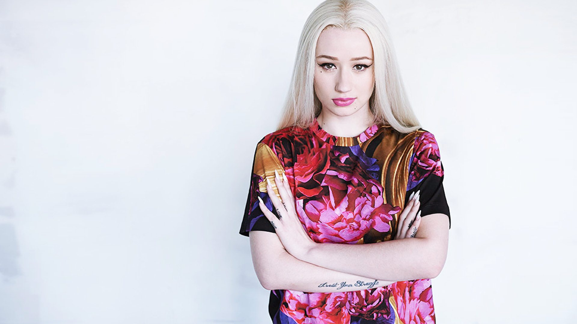 Iggy Azalea HD 8 • Rap Wallpapers