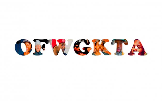 Download Tyler the Creator OFWGKTA White background for your phone    Odd Future Wallpaper Cross