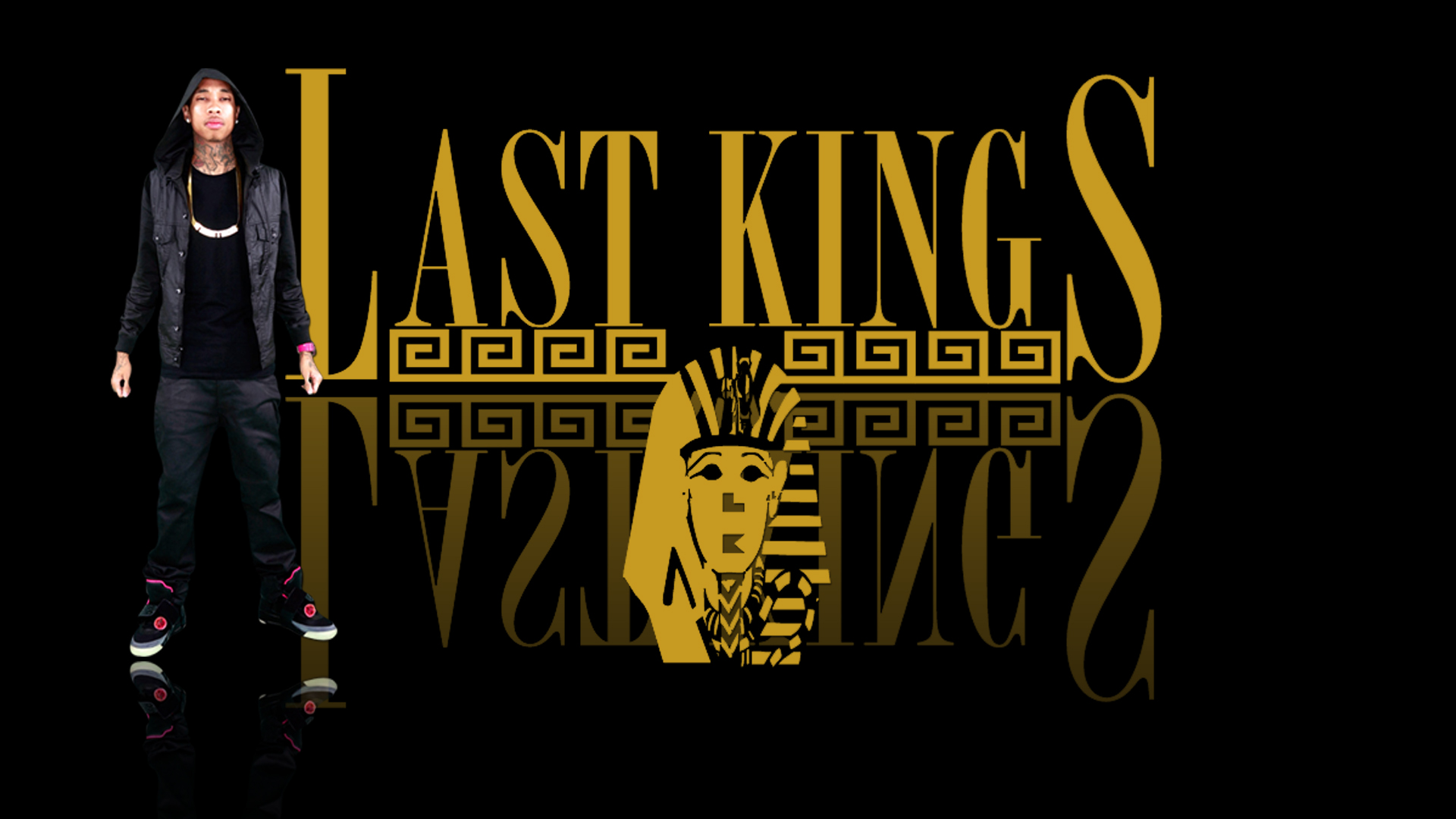 last kings logo wallpaper live wallpaper for android