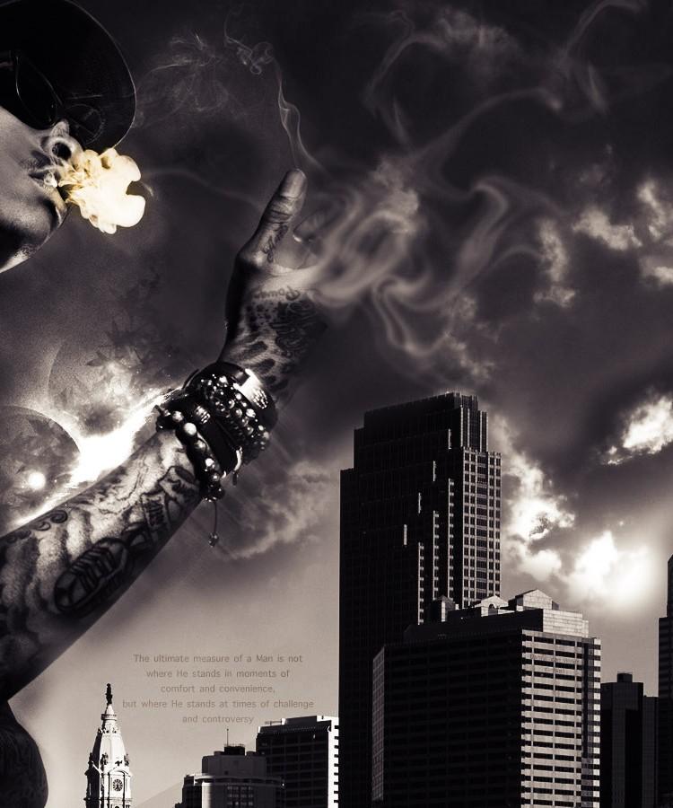 Wiz Khalifa Wallpaper Smoking 2012   www.imgkid.com - The ...