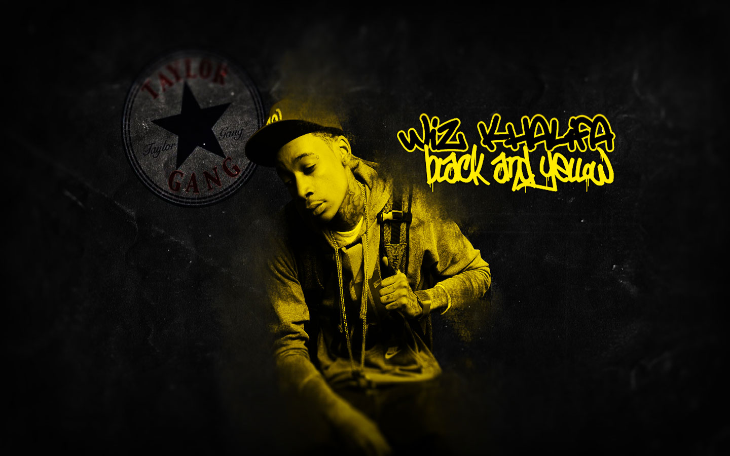 Wiz khalifa black and yellow remix album cover pictures 4