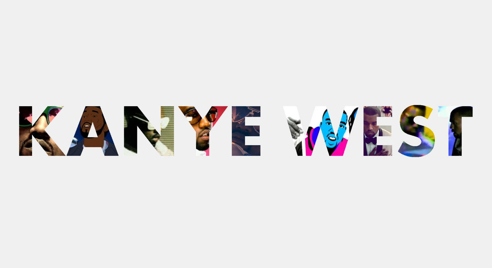 Download Kanye West Name background for your phone (iPhone & android ...